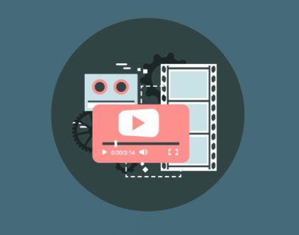 Дизайн видеопортала - art Volkov